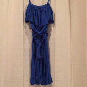 BCBG MaxAzria Strapless Dress